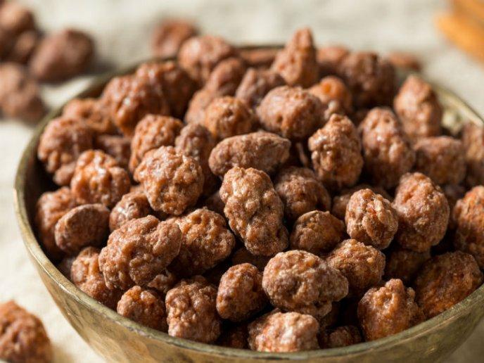 cacahuates-garapiñados
