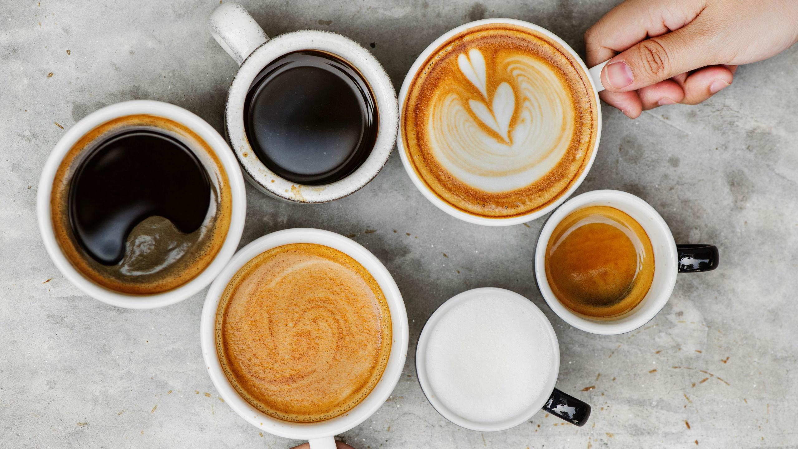 cafés de temporada