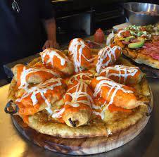pizza de chile relleno